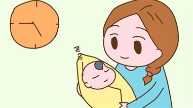 抱著睡得香,放下一秒醒?寶寶哄睡難,以下誘因家長要瞭解