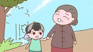 新型「打卡式帶娃」備受追捧,老人和兒媳保持距離,孩子有人照顧